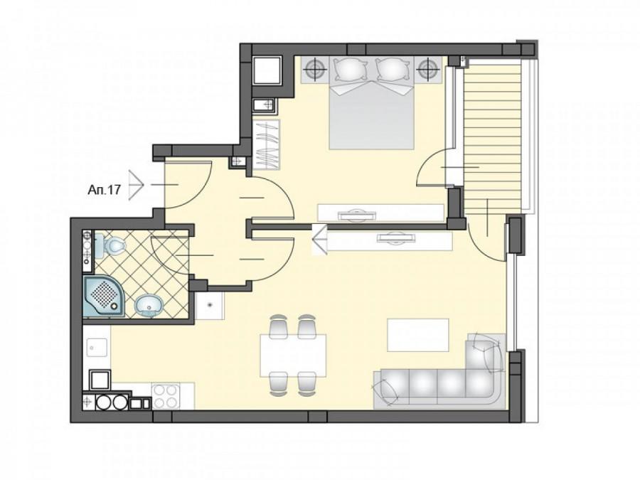 Апартамент 17