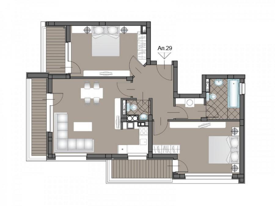 Апартамент 29