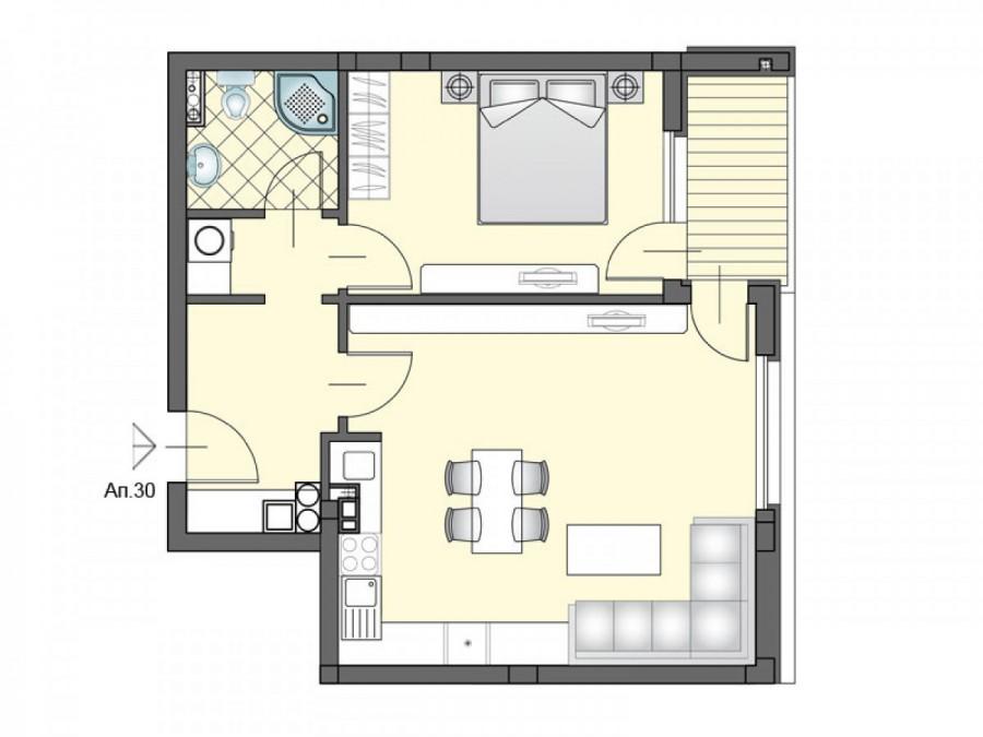 Апартамент 30
