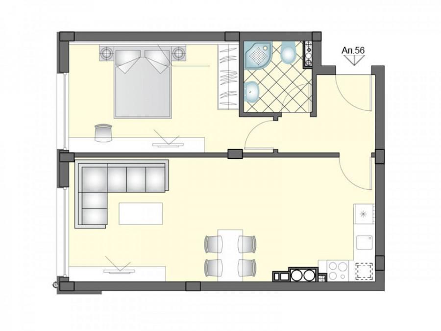 Апартамент 56
