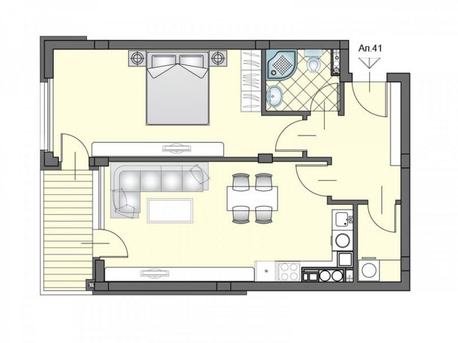 Апартамент 41